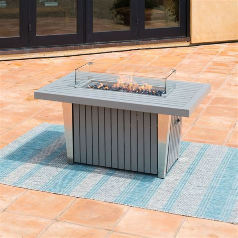 Soho Fire Table by Sirio   Fire table, Backyard remodel